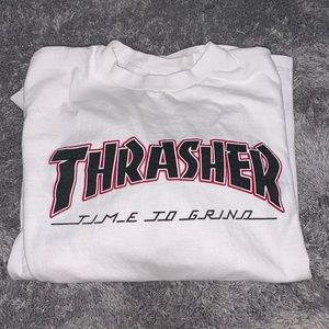 thrasher x time to grind independent truck co